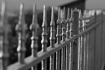 גדר לגינה מברזל – לשמור על הפרטיות שלנו בבית